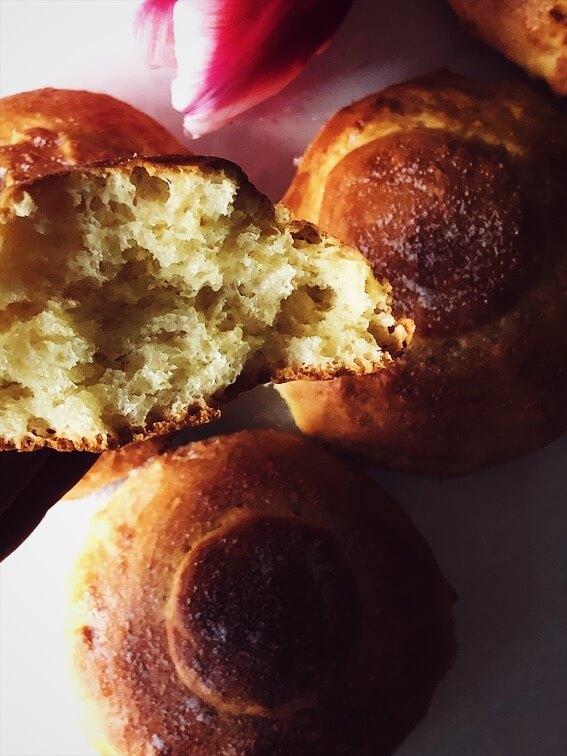 brioche recipe buns #gourmetproject #italianrecipes
