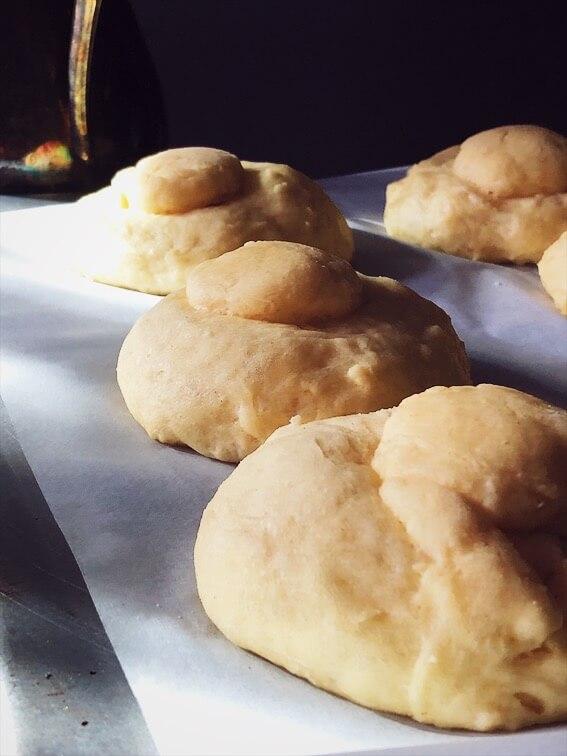 brioche recipe buns leavening #gourmetproject #italianrecipes