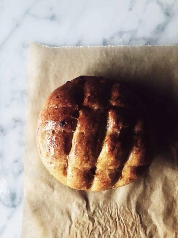 Italian Easter bread rolls recipe