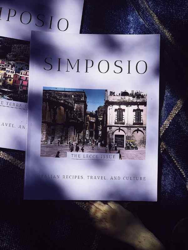 Lecce travel guide book