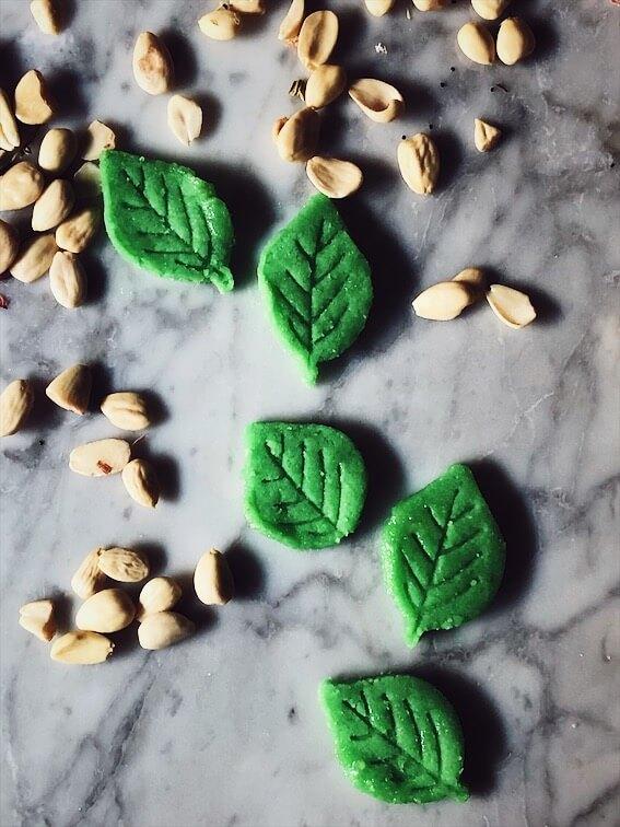 marzipan recipe the Italian way