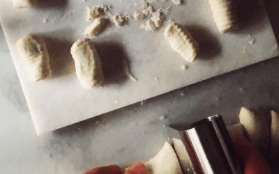 Italian ricotta gnocchi recipe