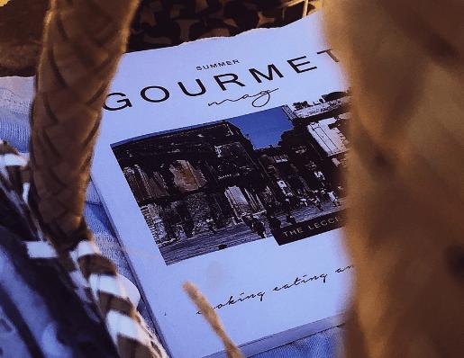 Gourmet Mag in a bag