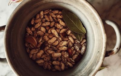 how to cook fresh borlotti beans