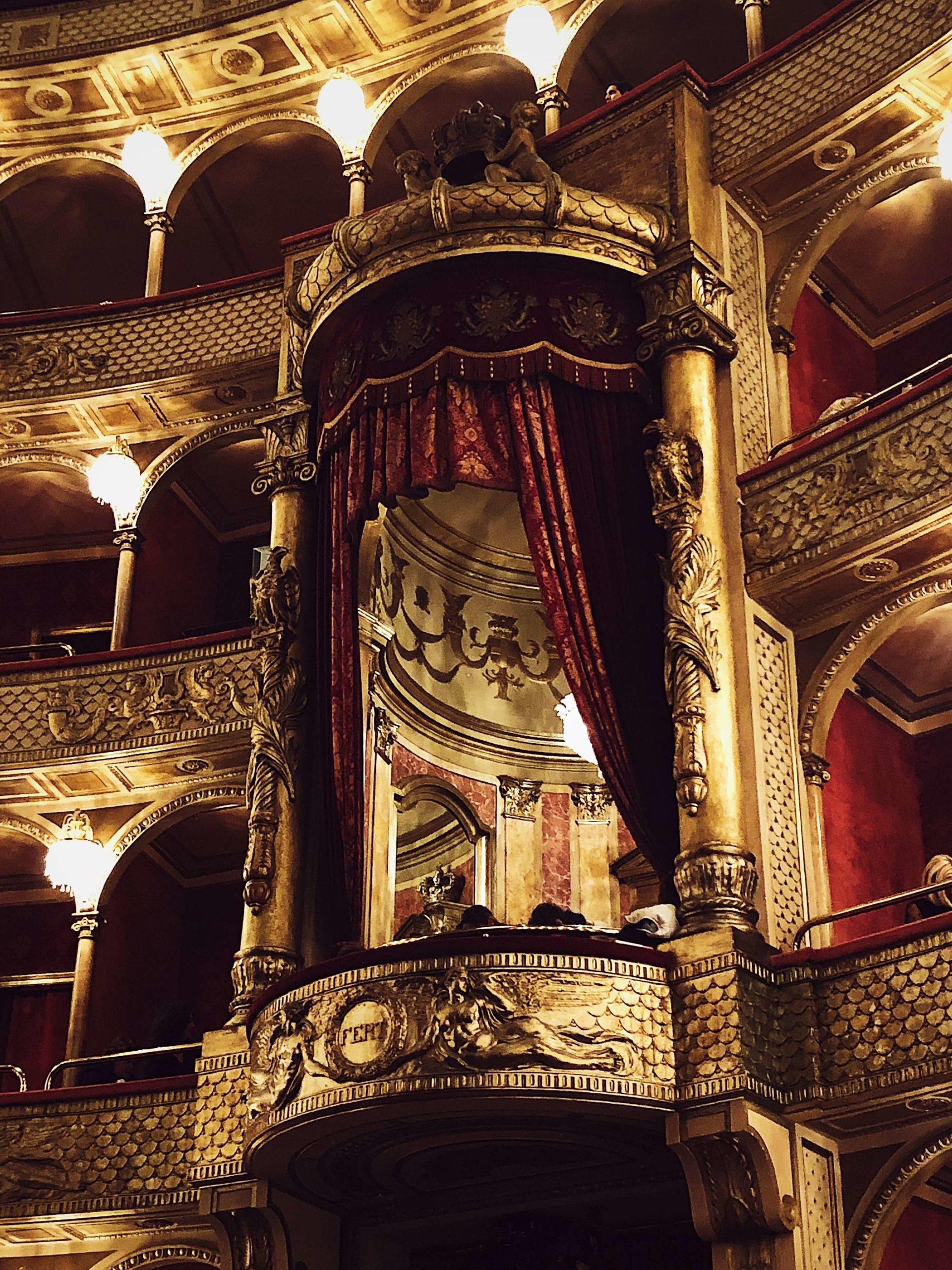 Rome's opera house