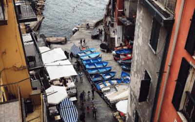 The Cinque Terre Issue of Simposio