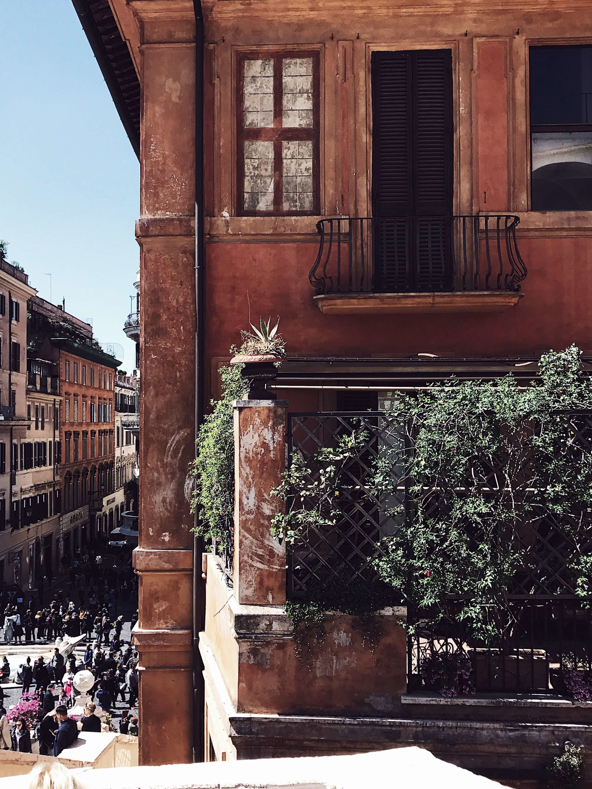 Rome in pictures: views of the city