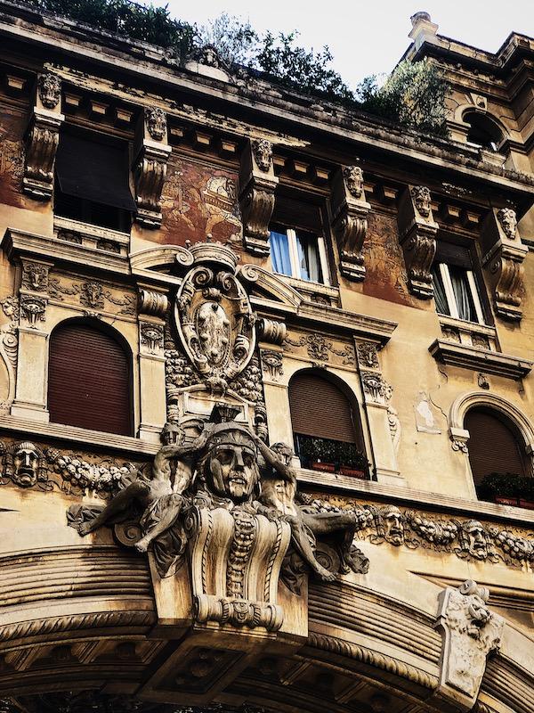life in Italy: Coppedè