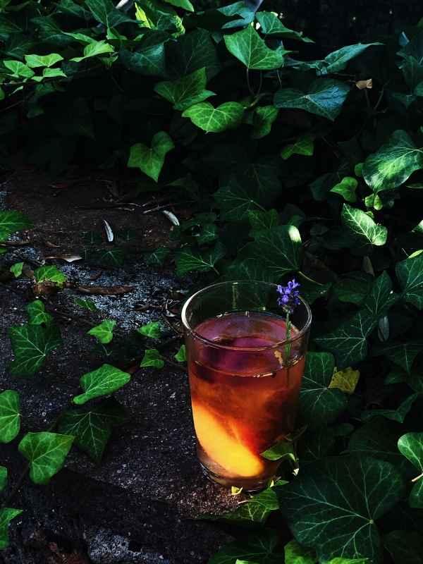 peach and lavender lemonade recipe
