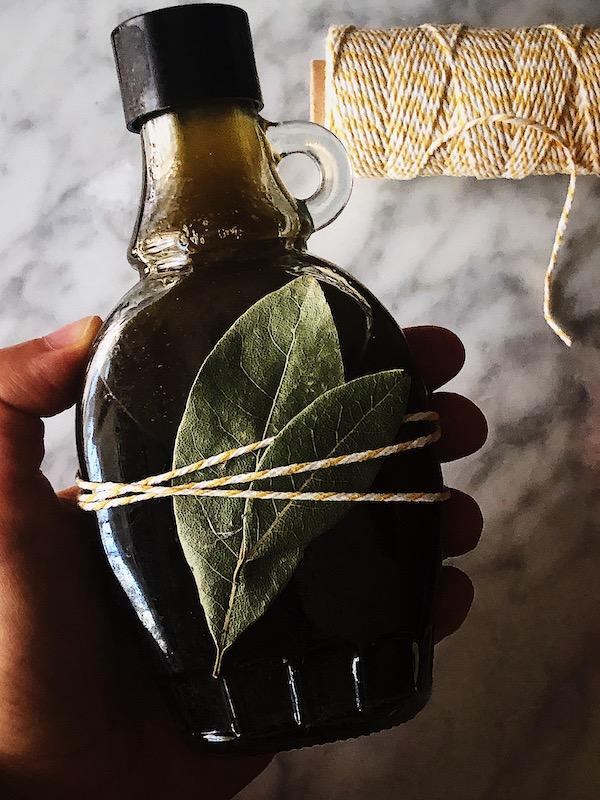 life in Rome: bay leaves liquor