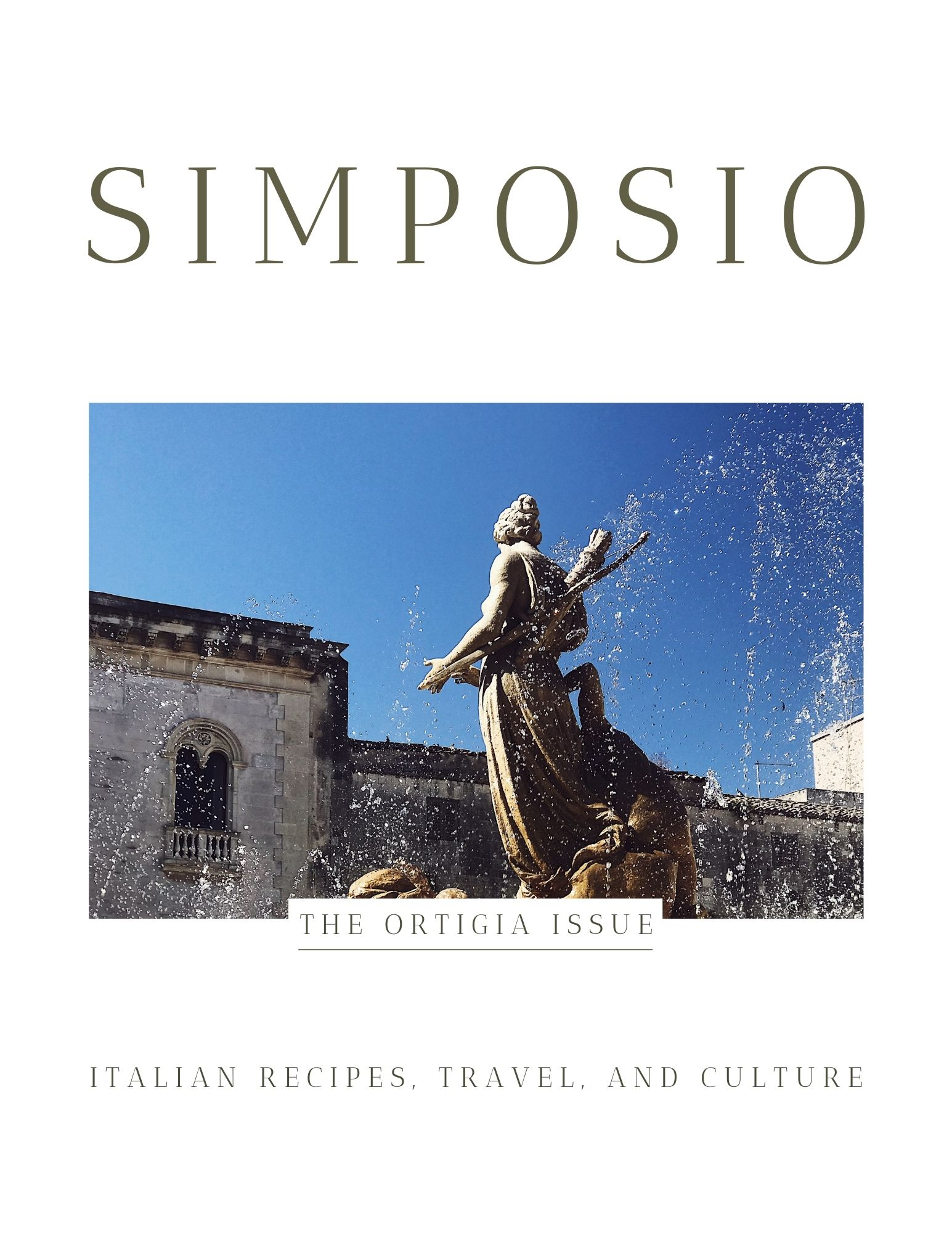 Taranto, Italy: the Simposio issue